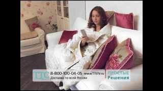 Одеяло из овечьей шерсти с кашемиром(Просто невероятное удовольствие -- закутаться в теплое и пышное одеяло из овечьей шерсти и кашемира, и погру..., 2012-03-19T07:06:47.000Z)