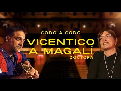 Vicentico a Magalí: Codo a Codo  SHOW  Chile  Mercado Libre