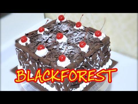 Resep Black Forest Kue Ultah Legendaris