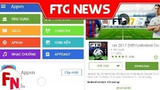 FTS 17 na Google Play ?? Oficial ou Mod !!?