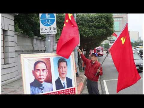 要文:台湾应立法禁止共产主义宣传
