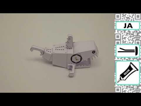 How to build Ja - Ed n'Robot