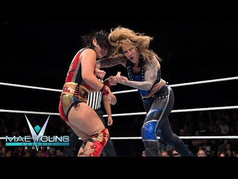 Mercedes Martinez vs. Meiko Satomura - Second-Round Match: Mae Young Classic, Oct. 3, 2018