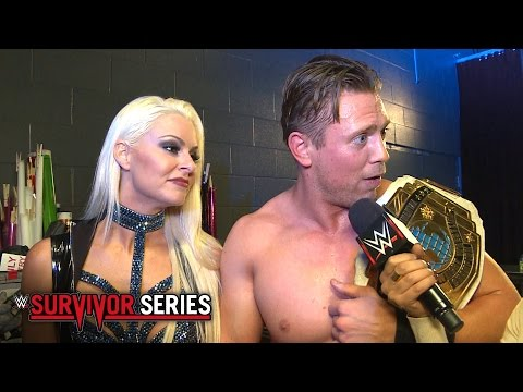 The Miz calls out Daniel Bryan for not helping celebrate his win: Exclusive, Nov. 20, 2016