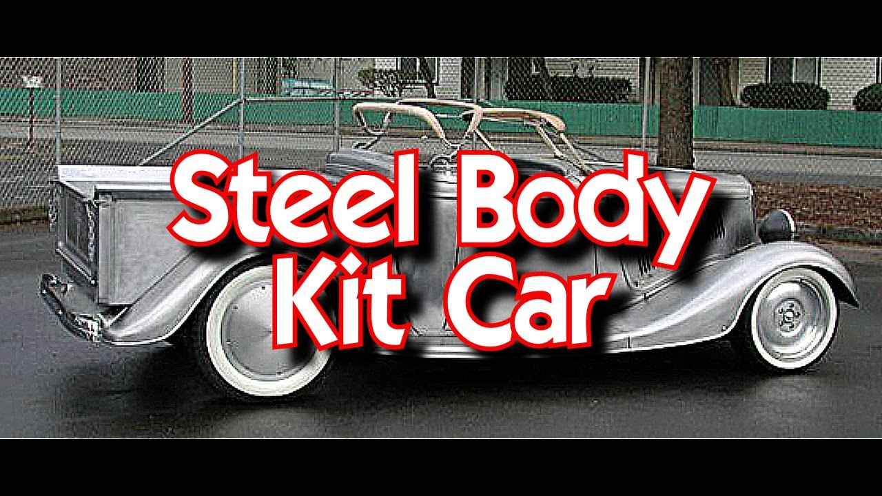 Fiberglass Kit Cars versus Steel Body Hot Rods-Which One\'s The ...