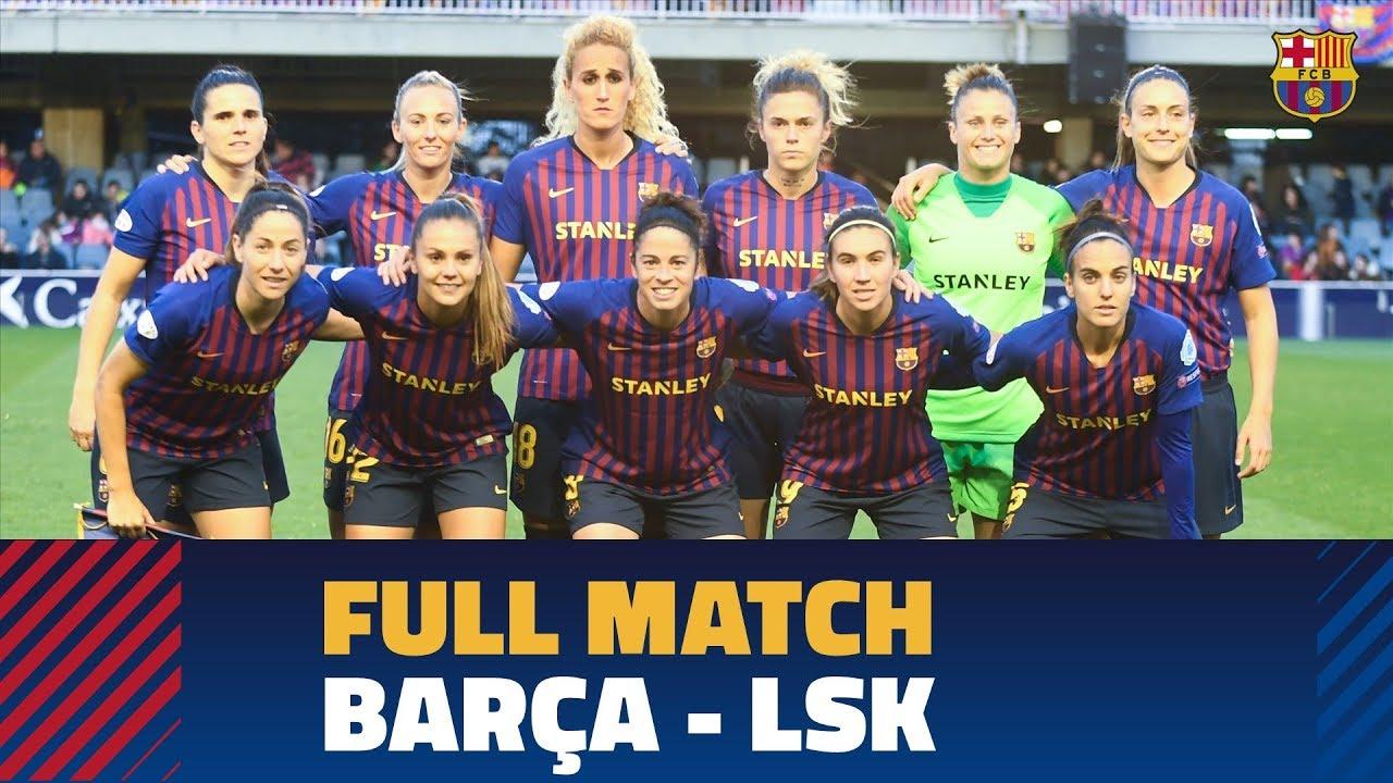Barcelona Damer