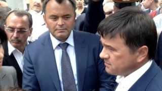 Губернатор Воробьёв встреча с жителями Гагарина в Балашихе(, 2013-06-22T21:43:05.000Z)