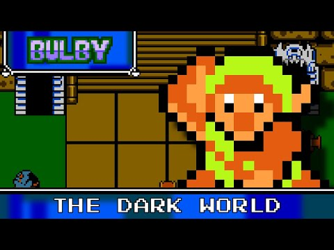The Dark World 8 Bit - The Legend of Zelda: A Link to the Past