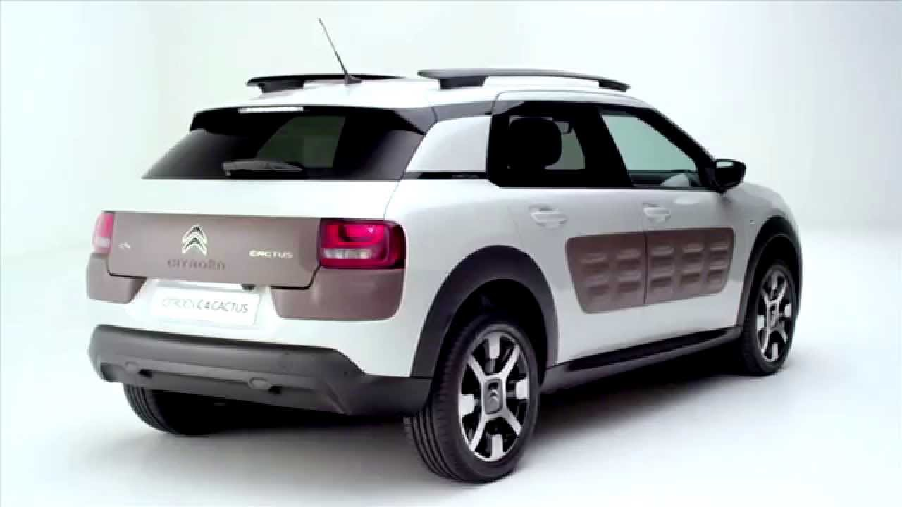 nouvelle citroen c4 cactus airbump youtube. Black Bedroom Furniture Sets. Home Design Ideas
