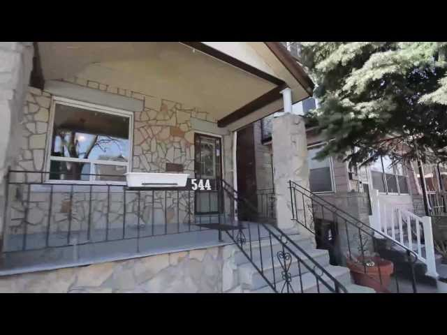 544 Gladstone Avenue Homes and Houses Toronto Real Estate For Sale: This Home is now SOLD!