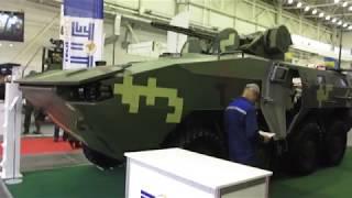 Новейший БТР «Варан» 8х8 презентовали в Киеве