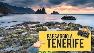 Fotografia di Paesaggio a Tenerife