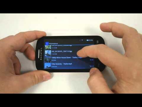 Alcatel One Touch Pop C3 hands-on