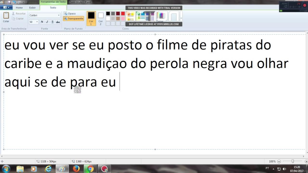Sera Que Eu Posto O Filme Piratas Do Caribe A Maldiçao Do