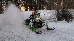 MK-Enduro/MK-Sprint Öhlins Suspension test day! Kari Nykänen