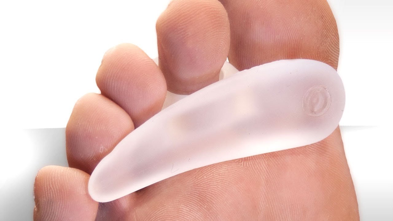 Tips For Buying A Gel Hammer Toe Crest Pad Myfootshopcom Youtube