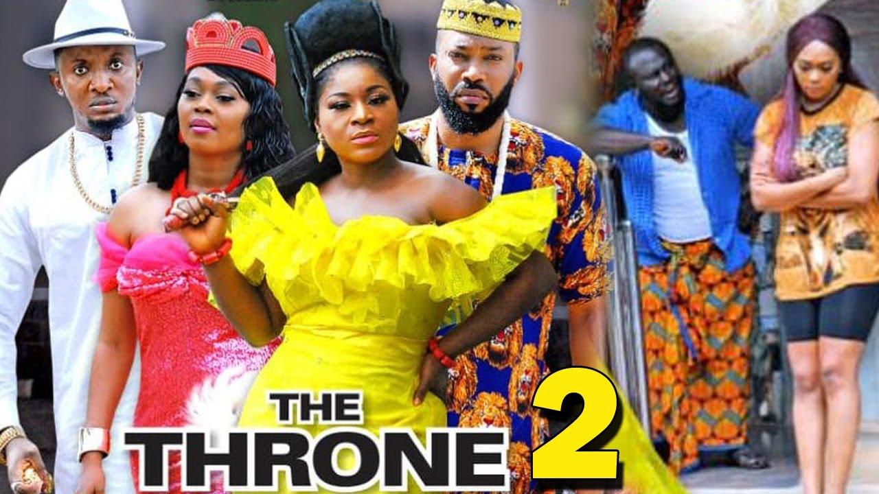 Download THE THRONE SEASON 2 - (New Movie) Fredrick Leonard 2020 Latest Nigerian Nollywood Movie Full HD
