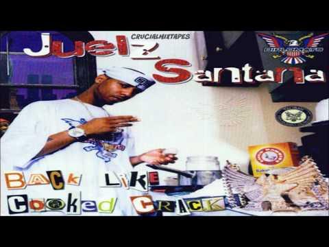 Juelz Santana - Back Like Cooked Crack Vol. 1 (FULL MIXTAPE + DOWNLOAD LINK) (2004)