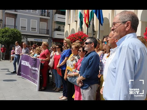 VÍDEO: Lucena dice NO a la Violencia Machista