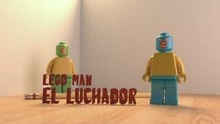 Tutorial Lego Man 3D con Blender 2.6 -Parte 1- modelado