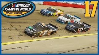 WE'RE GOING NASTRUCKIN' | NASCAR Heat 3 Career Mode Truck Hot Seat | Ep. 17