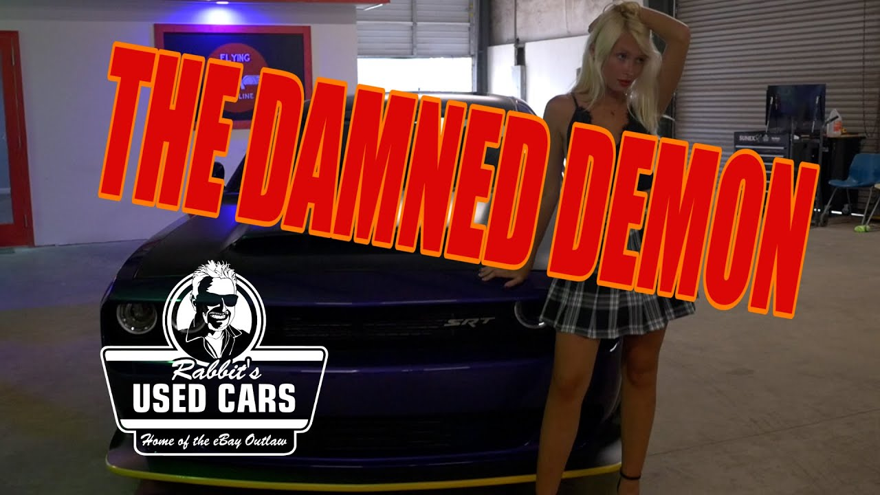 The Damned Demon - Rabbit's Used Cars