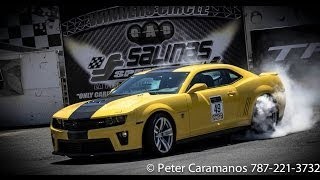 Exotic Car Roll Race Challenge in Puerto Rico