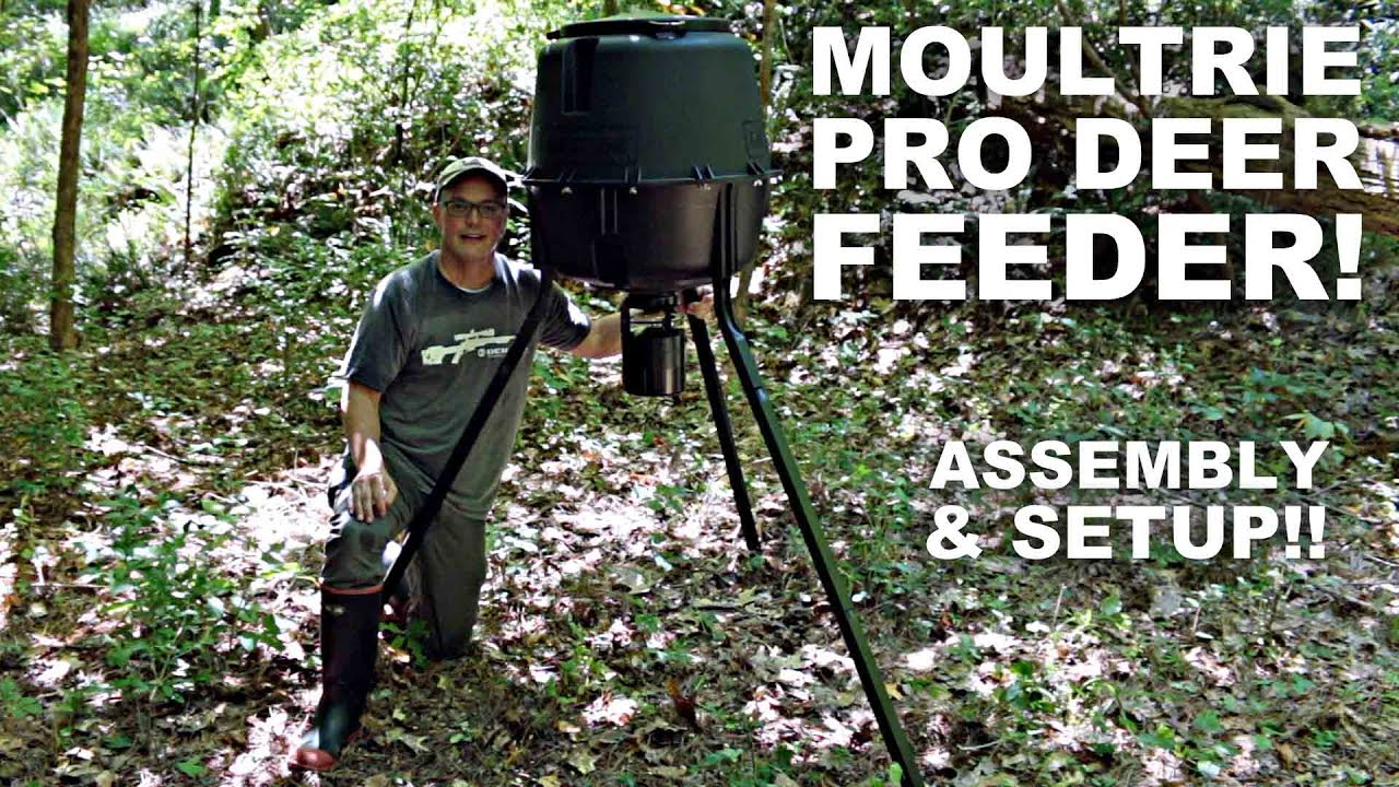 gallons feeder moultrie reg deer b c mfg unlimited h product tripod