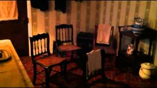 The Room Where Lincoln Died After Being Shot - Petersen House, Washington DC