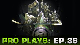 Dota 2 Top 5 Pro Plays Weekly - Ep. 36