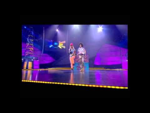 Hip Hop by Sibahle and Nadine - So You Think You Can Dance South Africa 2013