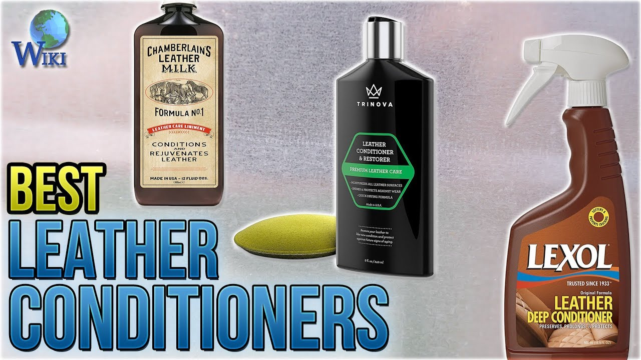 Top 10 Leather Conditioners of 2019   Video Review