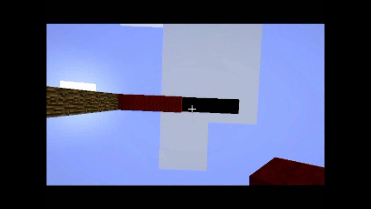 Minecraft - German Flag - YouTube