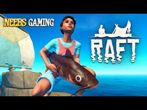Raft Survival Simulator - Who Smelter?