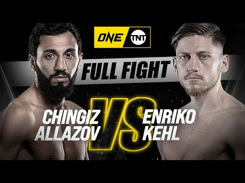 Chingiz Allazov vs. Enriko Kehl | ONE Championship Full Fight