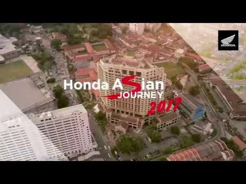 Honda Asian Journey 2017 Day 2