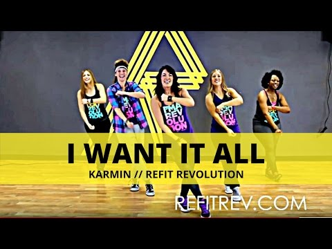 """I Want It All"" 