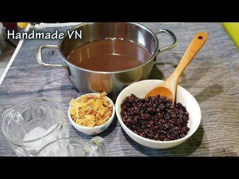 Bí quyết nấu chè đỗ đen giải nhiệt mùa hè, hạt đậu mềm không nát