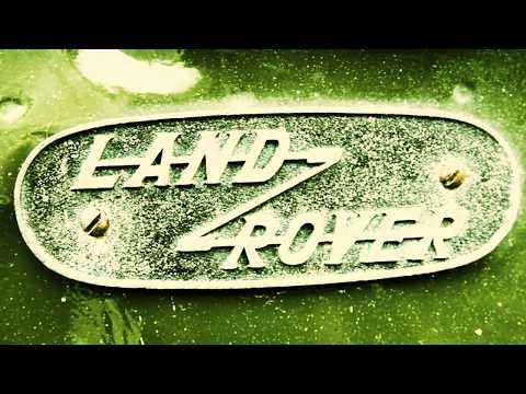 The Baltic Express Part 1. Land Rover Series One Road Trip.