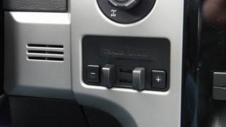 2010-13 Ford F150 Ecoboost OEM Trailer Brake Controller Installation