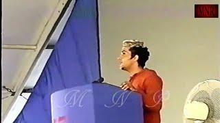 Some Glimpses Of Urdu Poem Competitionمقابلہ اردو نظم کی جھلکیاں Salana Ijtema Khuddam Germany 2003.