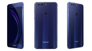 небольшой обзор на HUAWEI HONOR 8. Он лучше, чем iPhone