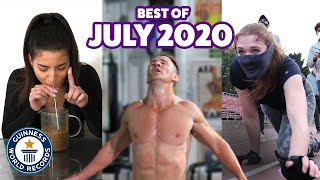The very best of July - Guinness World Records
