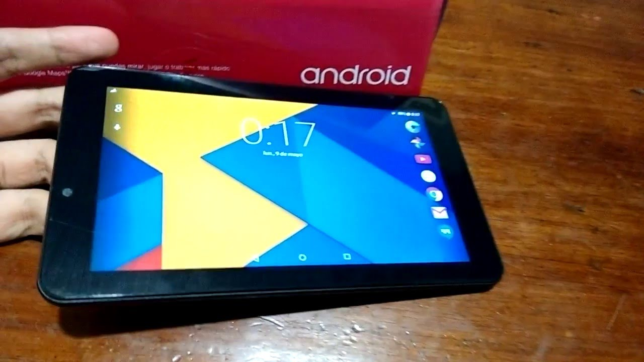 how to reset viewsonic g tablet
