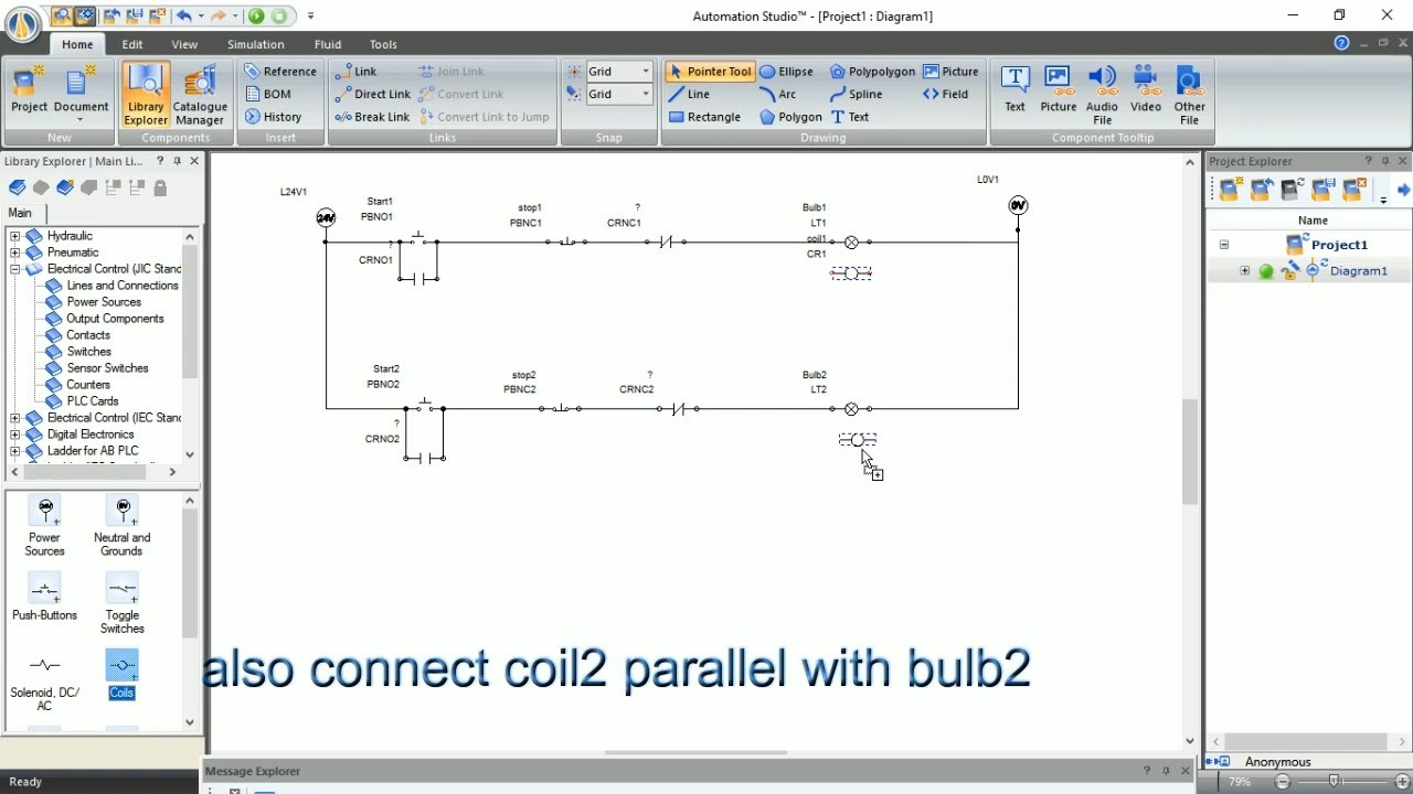 interlock plc ladder logic  [ 1280 x 720 Pixel ]