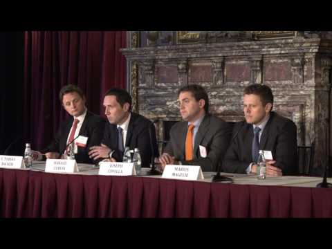 2017 11th Annual International Shipping Forum - Shipping & Alternative Financing Panel