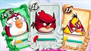 Angry Birds 2 - Fight For RED Super Heroes Costume!
