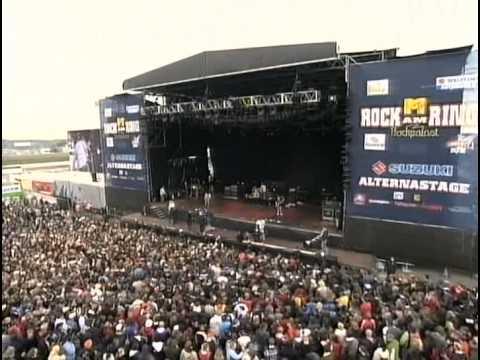 Hoobastank  Rock Am Ring Festival 2004