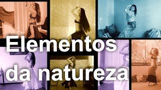 Munira Magharib (Khan El Khalili) - Elementos da Natureza | Aline Mesquita Dança do Ventre | Brasil