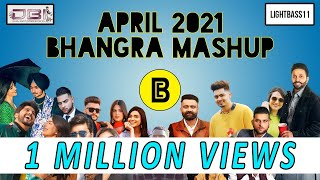 April 2021 Bhangra Mashup | Bhangra Empire | Ft. Dhol Beat International - punjabi songs mashup 2019 mr jatt